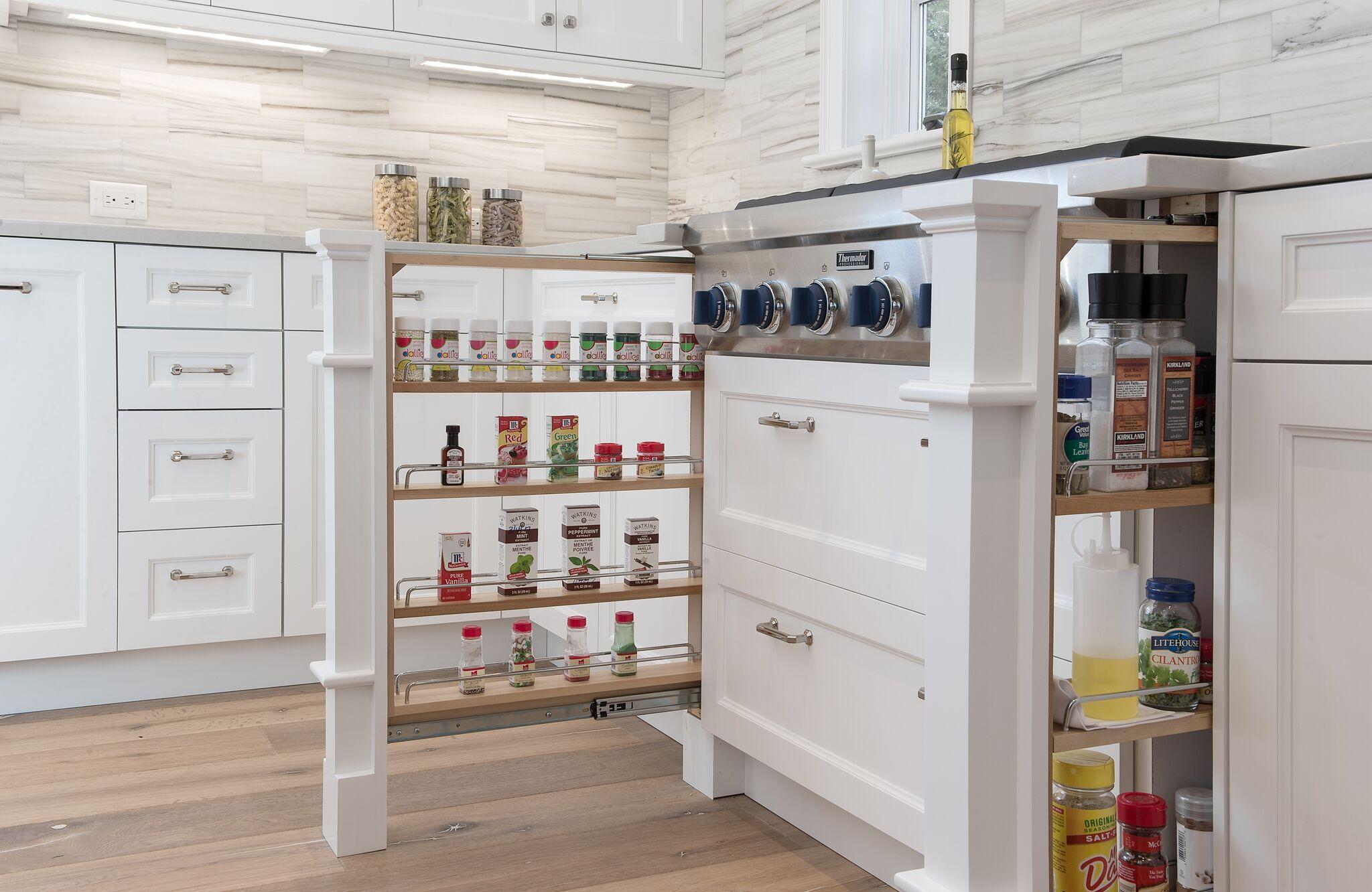 We make custom kitchen remodeling easy cabinet plant for Custom kitchen remodel