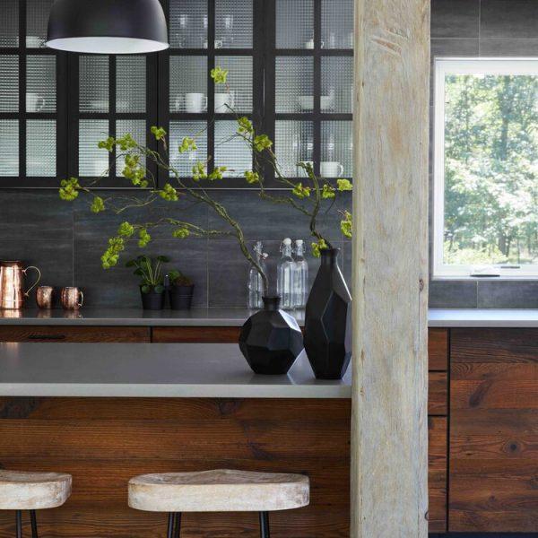 Kitchen Island Seating Modern Farmhouse Kitchen
