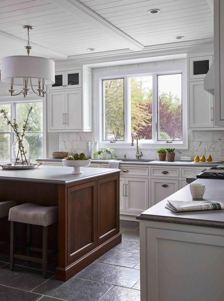 Kitchen windows & counters South Shore
