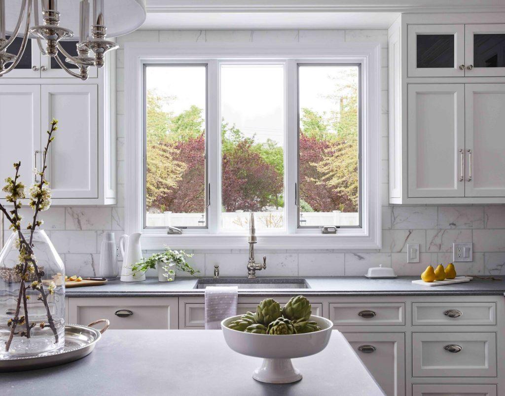 South Shore home renovation - kitchen