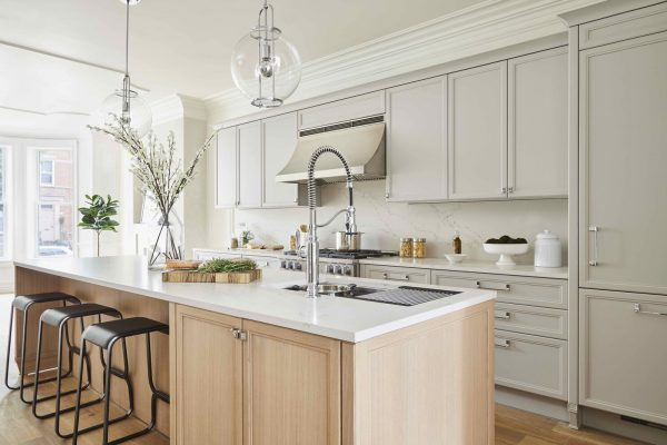 Brooklyn brownstone kitchen renovation