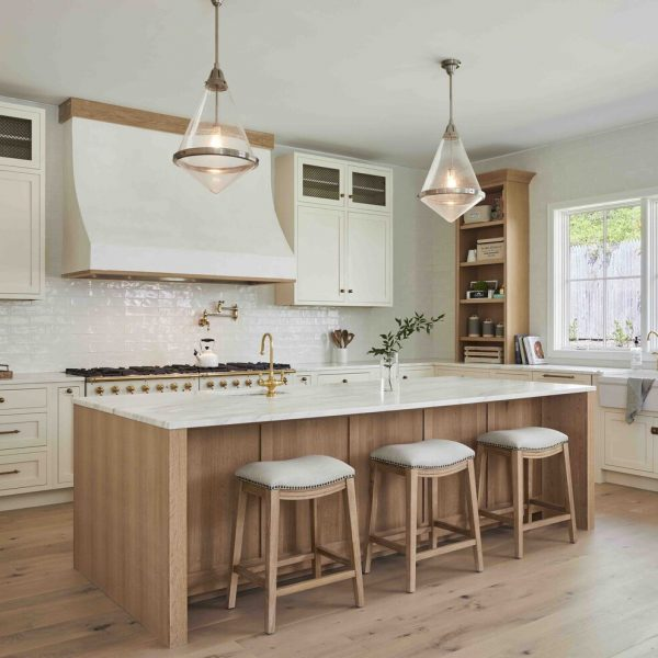 French Country Kitchen designed and built by Cabinet Plant