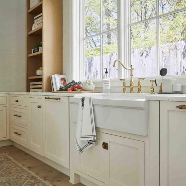 kitchen counter French Country Home Project