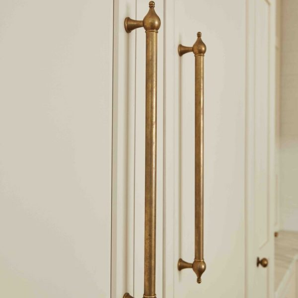 Fancy cabinet pulls French Country Home
