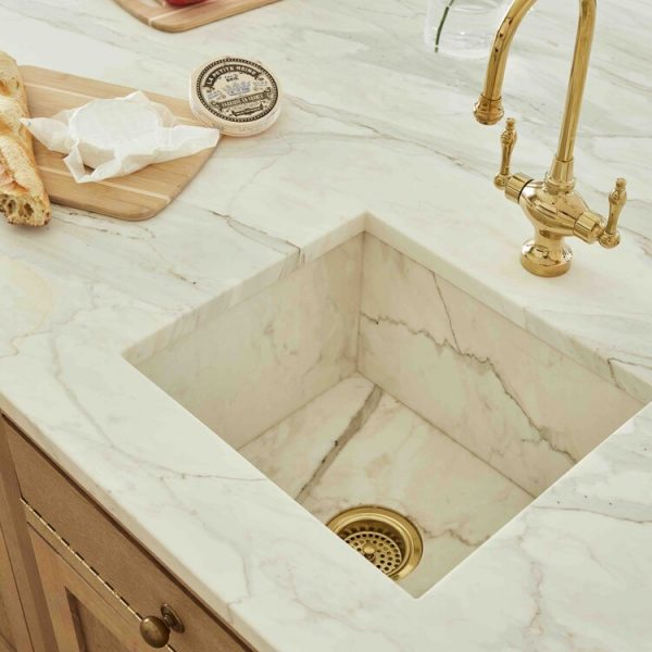 Fancy kitchen sink hardware French Country Home