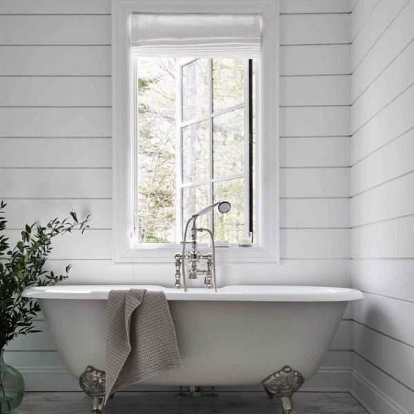 claw bathtub French Country Home Project
