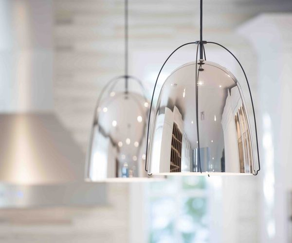 pendant lamps Brick New Jersey first floor by Cabinet Plant